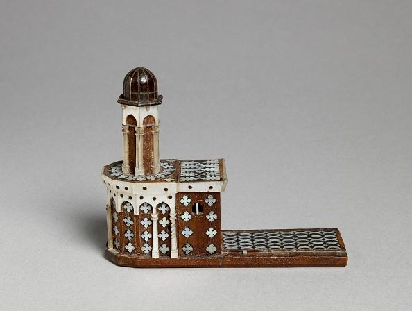 Model - Object「Brown Wood Model Of The Holy Sepulchre」:写真・画像(15)[壁紙.com]