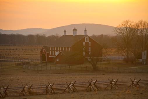 Pennsylvania「The Codori Farm at Gettysburg Battlefield」:スマホ壁紙(4)