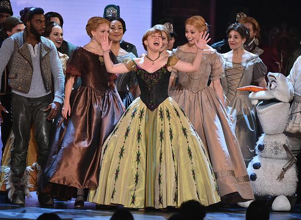 Frozen「2018 Tony Awards - Show」:写真・画像(6)[壁紙.com]