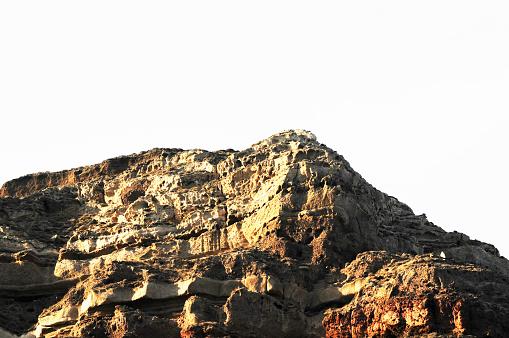 パトモス島「Rocky hill」:スマホ壁紙(16)