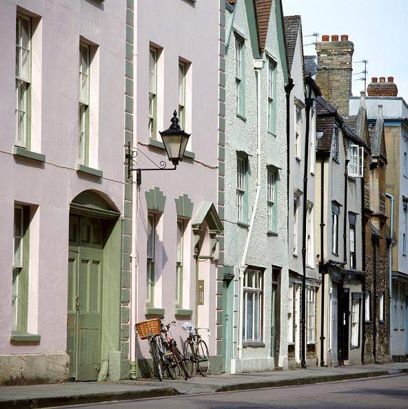2000s Style「Holywell Street, Oxford, Oxfordshire, c2000s(?)」:写真・画像(13)[壁紙.com]