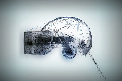 Innovation「VR goggles white」:スマホ壁紙(7)