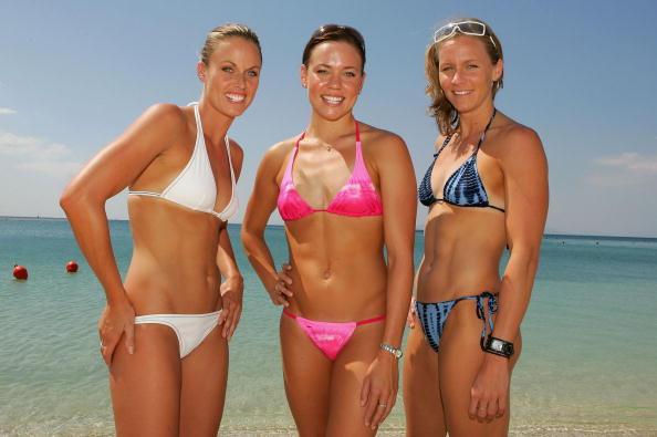 上半身「Speedo Athlete Beach Day」:写真・画像(9)[壁紙.com]