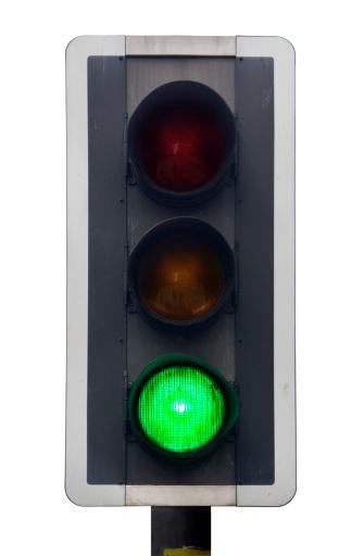 Pole「Green light」:スマホ壁紙(10)