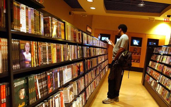 DVD「DVD Rentals Top VHS In U.S.」:写真・画像(11)[壁紙.com]