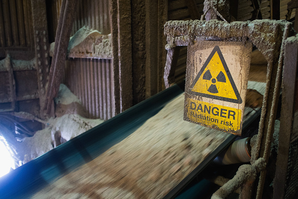 Manufacturing Equipment「Inside Boulby Potash Mine」:写真・画像(11)[壁紙.com]