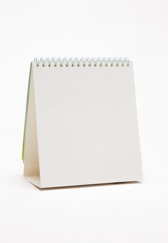 カレンダー「Blank Calendar」:スマホ壁紙(8)