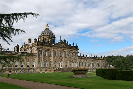 North Yorkshire「Castle Howard」:スマホ壁紙(11)