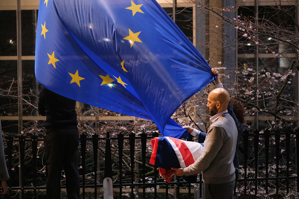 Brexit「British Flag Removed From EU Buildings Following Brexit」:写真・画像(19)[壁紙.com]