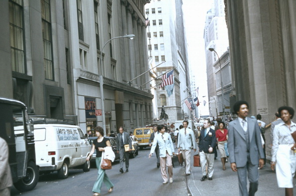 1970-1979「Wall Street and Federal Hall, NYC」:写真・画像(19)[壁紙.com]