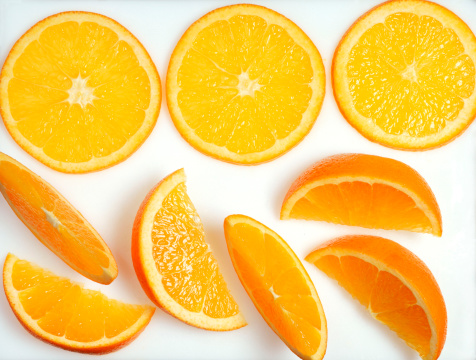 Cross Section「Orange slices」:スマホ壁紙(9)