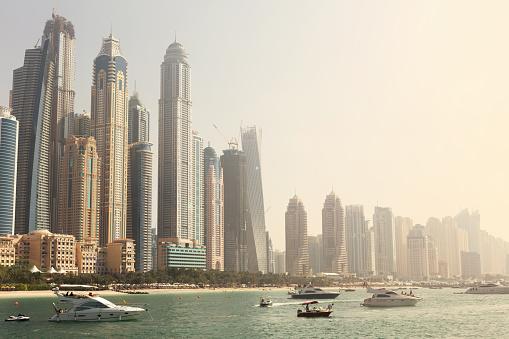 LypseUAE2015「Dubai panorama」:スマホ壁紙(19)
