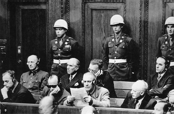 Legal Trial「Nuremberg Trials」:写真・画像(15)[壁紙.com]
