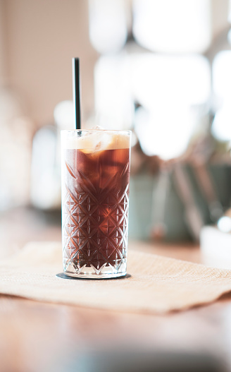 Coffee - Drink「ice americano」:スマホ壁紙(6)