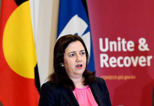 Queensland「Premier Annastacia Palaszczuk Gives Update On Queensland COVID-19 Border Controls」:写真・画像(12)[壁紙.com]