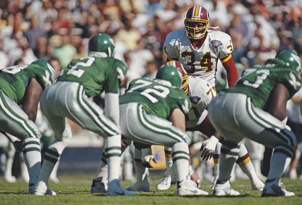 Philadelphia Eagles「Philadelphia Eagles vs Washington Redskins」:写真・画像(9)[壁紙.com]