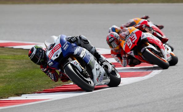 モビスター・ヤマハ「MotoGp Of Great Britain - Race」:写真・画像(15)[壁紙.com]