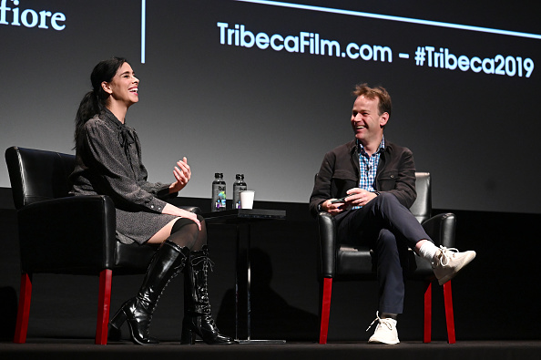 Tribeca「Tribeca Talks - Storytellers - Sarah Silverman With Mike Birbiglia - 2019 Tribeca Film Festival」:写真・画像(17)[壁紙.com]