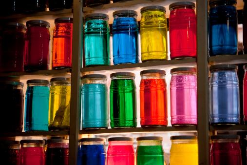 Moorish「Flasks of color」:スマホ壁紙(9)