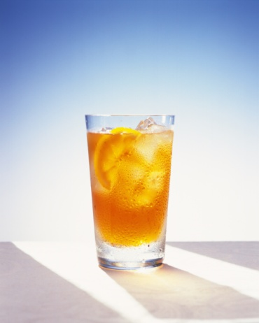 Drinking Glass「Lemon Tea」:スマホ壁紙(12)