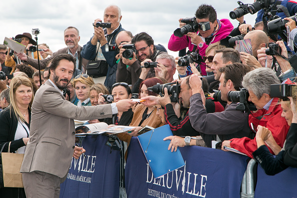 2010-2019「Keanu Reeves Photocall - 41st Deauville American Film Festival」:写真・画像(0)[壁紙.com]