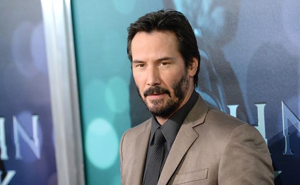 1人「Screening Of Lionsgate Films' 'John Wick' - Arrivals」:写真・画像(10)[壁紙.com]