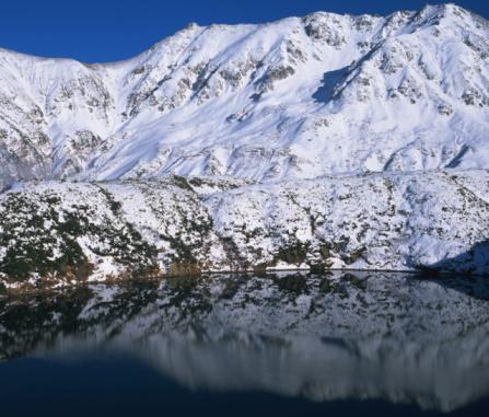 冠雪「Mount Tateyama in the Toyama Prefecture,  Japan」:スマホ壁紙(6)