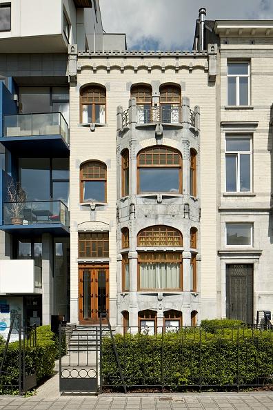 Townhouse「Maison Du Lietenant Jean Delannoy」:写真・画像(3)[壁紙.com]