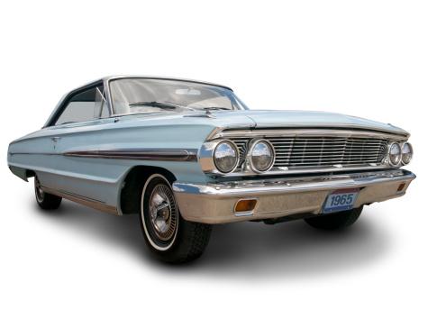 1960-1969「Ford Galaxy XL」:スマホ壁紙(6)