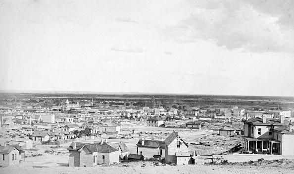 Horizontal「El Paso, Texas Panoramic」:写真・画像(9)[壁紙.com]