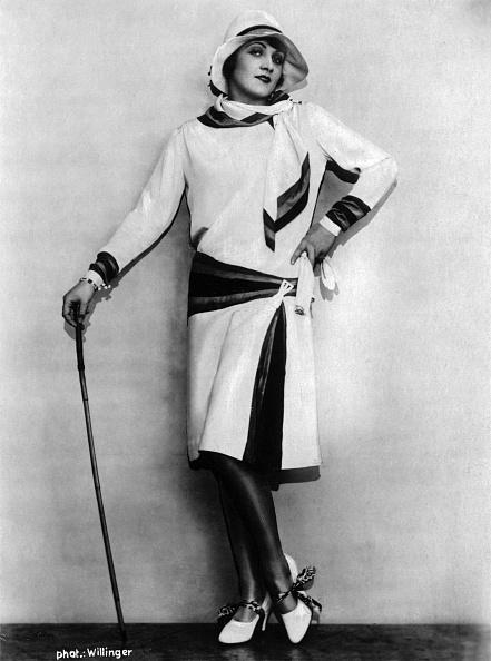 One Woman Only「Marlene Dietrich. Vienna. Photograph around 1927」:写真・画像(9)[壁紙.com]