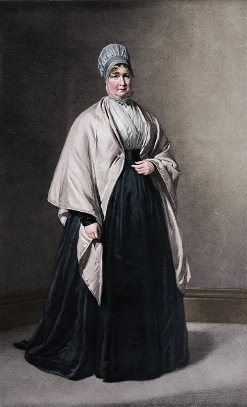 Europe「Mrs Elizabeth Fry 1780-1845」:写真・画像(1)[壁紙.com]