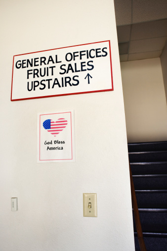 Light Switch「God Bless America office sign」:スマホ壁紙(11)