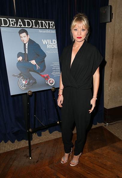 Black Jumpsuit「Deadline Hollywood's 2015 Emmy Party」:写真・画像(3)[壁紙.com]