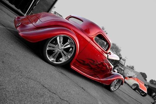 Hot Rod Car「Hot '33」:スマホ壁紙(14)