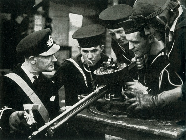 Sailor「Machine-Gun Instruction」:写真・画像(12)[壁紙.com]