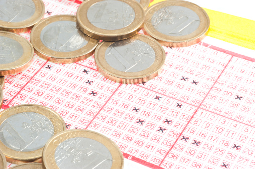 Leisure Games「lotto - Lottoschein mit Münzen」:スマホ壁紙(19)