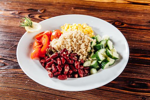 Bulgur Wheat「Salad」:スマホ壁紙(4)