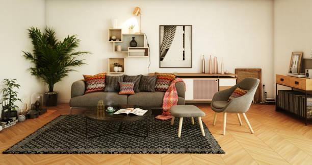 Cozy Home Interior:スマホ壁紙(壁紙.com)