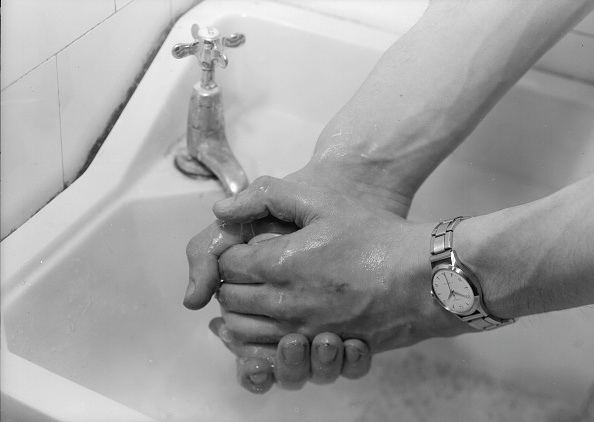 Hand「Now Wash Your Hands」:写真・画像(0)[壁紙.com]