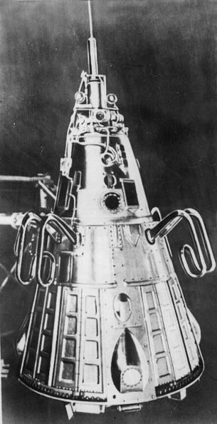 Space Travel Vehicle「Sputnik III」:写真・画像(18)[壁紙.com]