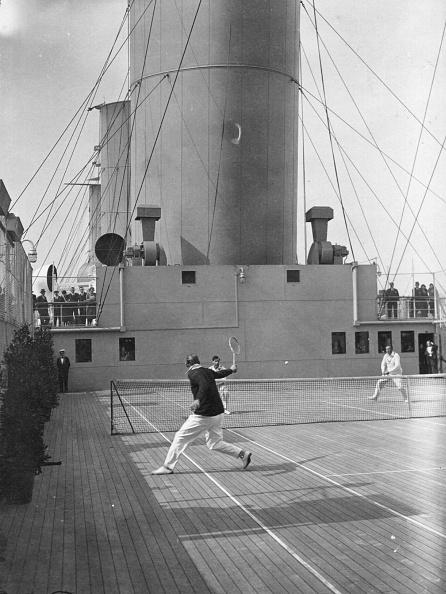 Francis M. R「Ship Tennis」:写真・画像(8)[壁紙.com]