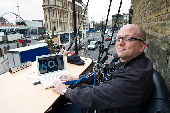 Portability「O2: The Ultimate In Flexible Working」:写真・画像(14)[壁紙.com]