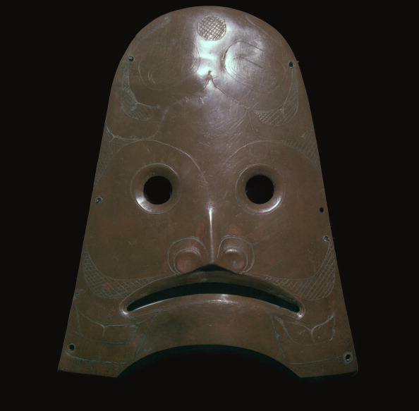 Killer Whale「Native American copper mask representing a killer whale, 19th century.」:写真・画像(10)[壁紙.com]