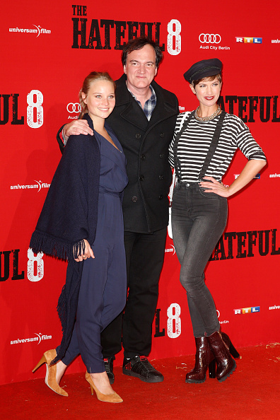 The Hateful Eight「'The Hateful Eight' German Premiere In Berlin」:写真・画像(0)[壁紙.com]