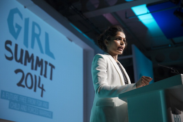 Oli Scarff「UK's First Girl Summit Disscus An End FGM And Forced Marriage」:写真・画像(12)[壁紙.com]
