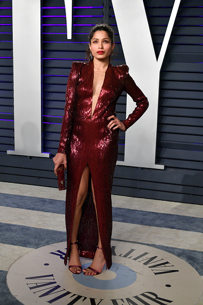 Slit - Clothing「2019 Vanity Fair Oscar Party Hosted By Radhika Jones - Arrivals」:写真・画像(6)[壁紙.com]