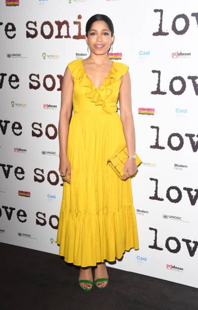 """""""LOVE SONIA"""" UK Premiere - Red Carpet Arrivals:ニュース(壁紙.com)"""