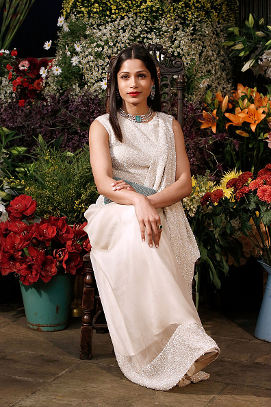 Freida Pinto「The Business of Fashion Presents VOICES In Oxfordshire - Gala Dinner」:写真・画像(18)[壁紙.com]