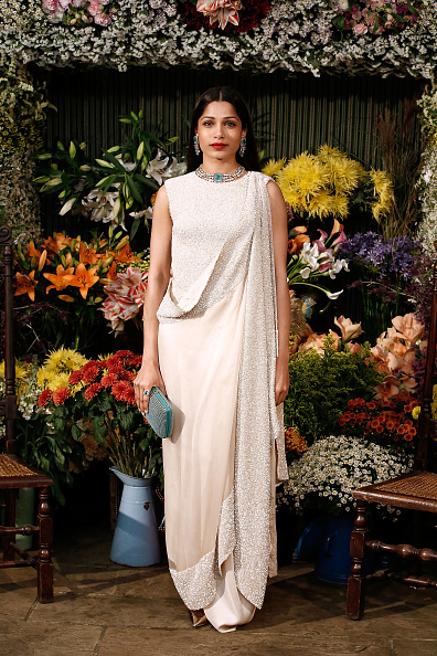 Freida Pinto「The Business of Fashion Presents VOICES In Oxfordshire - Gala Dinner」:写真・画像(16)[壁紙.com]